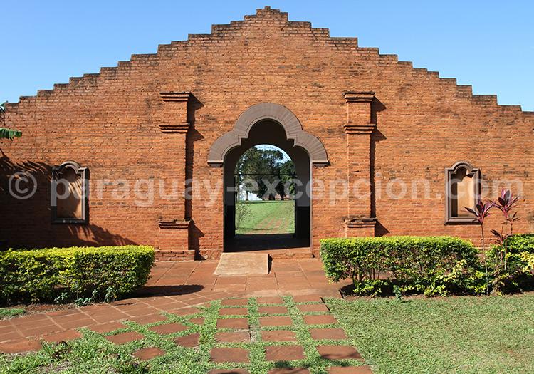 Visite des ruines jésuites du sud du Paraguay