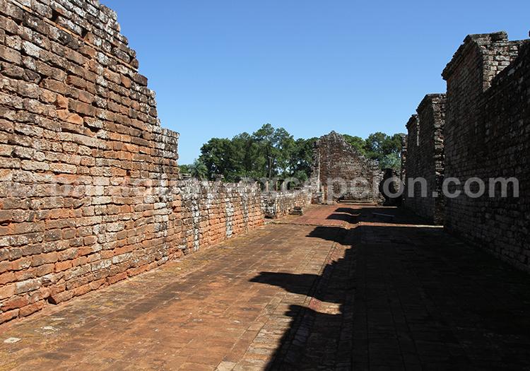 Santísima Trinidad de Paraná, missions jésuites, Paraguay
