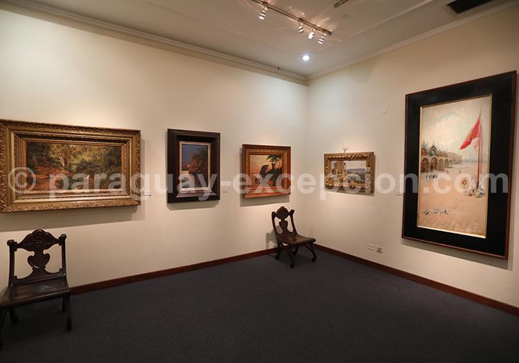 Museo Nacional de Bellas Artes Paraguay