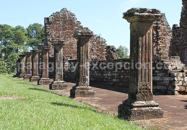 Les régions de Misiones en Argentine et au Paraguay