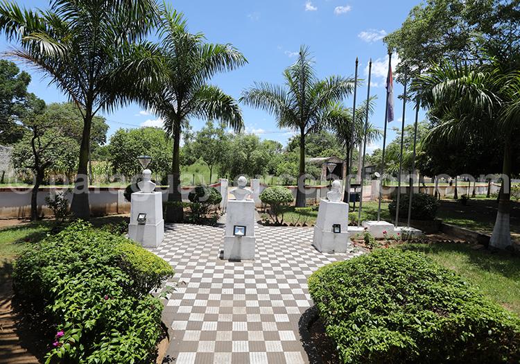 Musée Ex Cuartel del Mariscal Lopez, Paso de Patria, Yvy, Paraguay