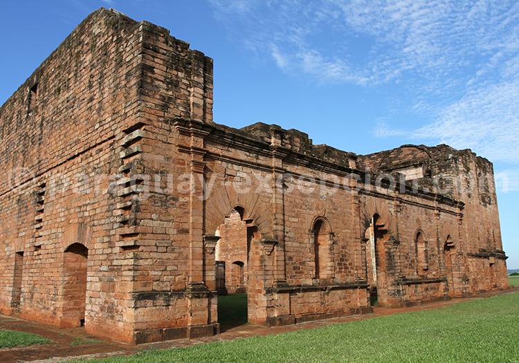 Missions jésuites du Paraguay, région sud