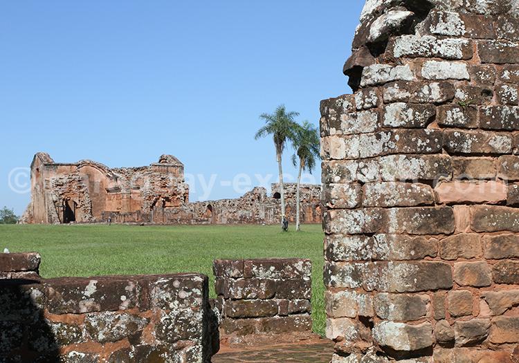 Missions jésuites du sud du Paraguay