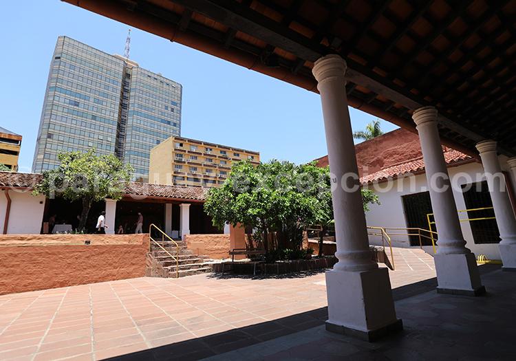 Que voir à Asunción, Casa Viola