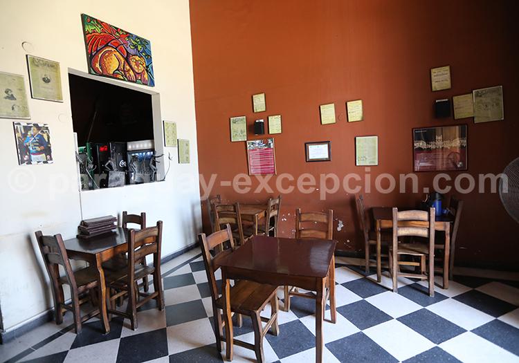 Que voir à Asunción, Casa Clari