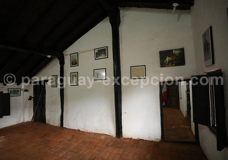 Visite de la Casa Aimé Bonpland, Santa Maria de Fe