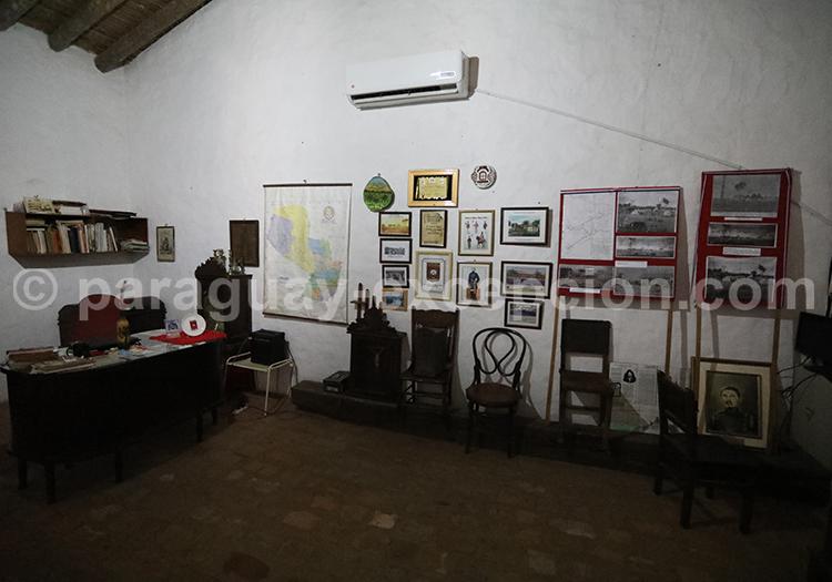 Visiter le musée à Paso de Patria, Yvy, Paraguay