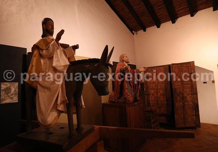 Musée du Paraguay, Santa Maria de Fe dans la région Yvy
