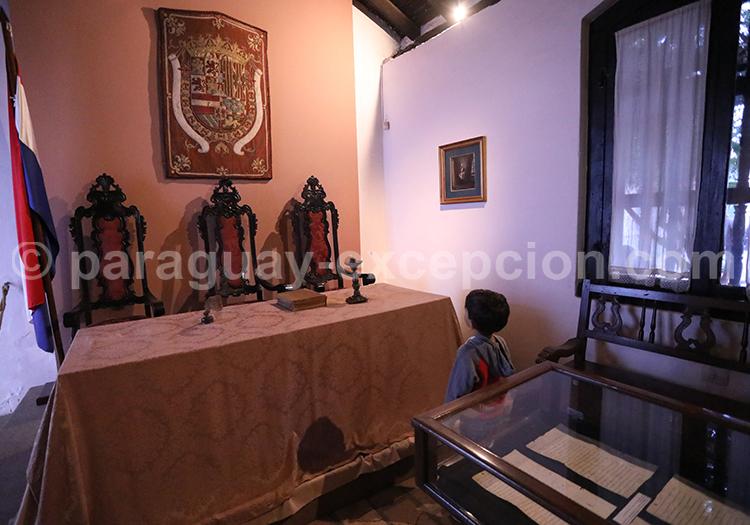 Casa du Bicentenaire, Asunción