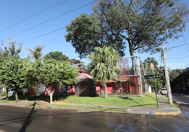 Las Lomas Carmelitas Asunción, Paraguay