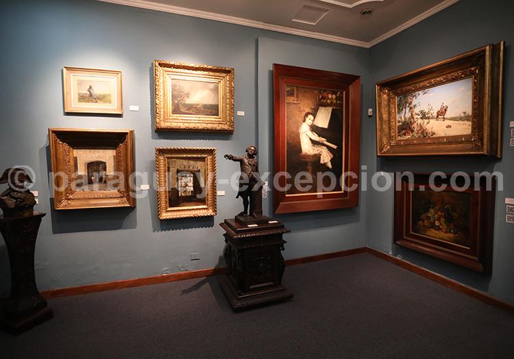 Musée des Beaux Arts Paraguay