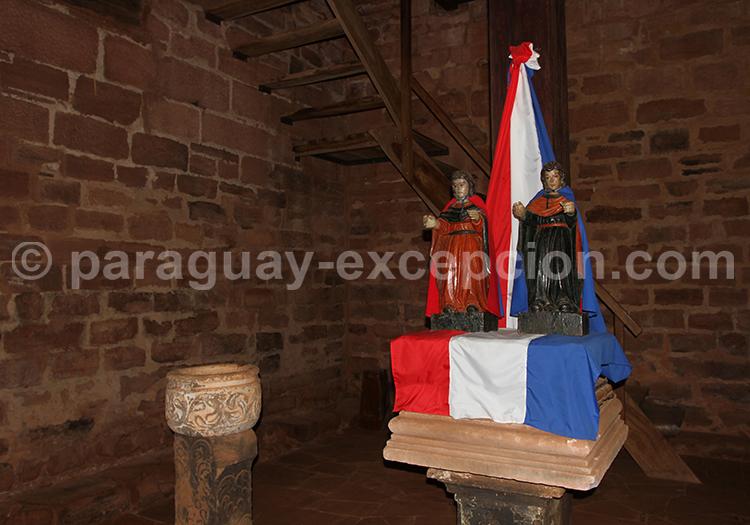 Mission jésuite San Cosme & Damian, Paraguay