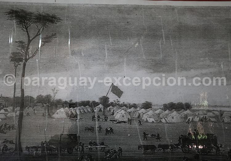 Mémoire de la guerre contre la Triple Alliance, Paso de Patria, Paraguay