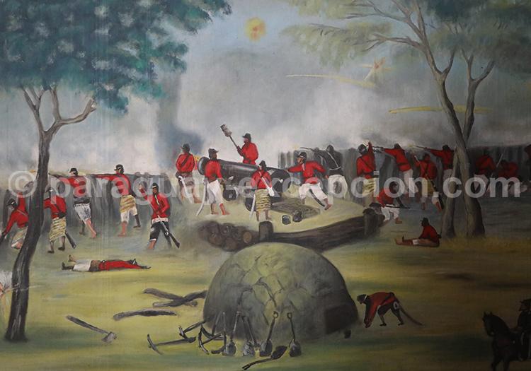Musée de la Guerre contre la Triple Alliance du Paraguay, Paso de Patria