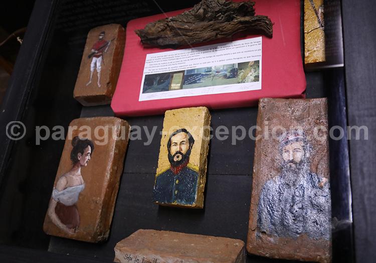 Découverte du musée d'Humaita, Yvy, Paraguay