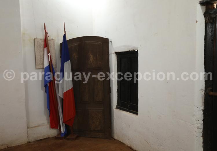 Que voir à Santa Maria de Fe, Casa Aimé Bonpland, Paraguay