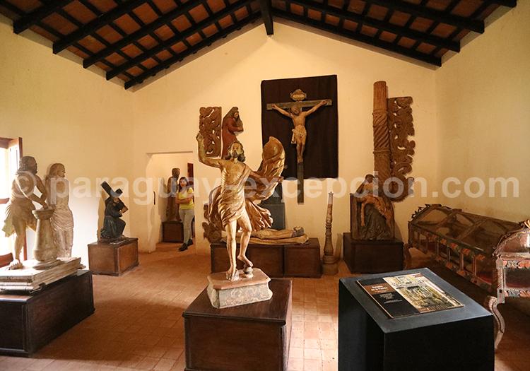 Santiago et l'art Jésuite, Yvy, Paraguay