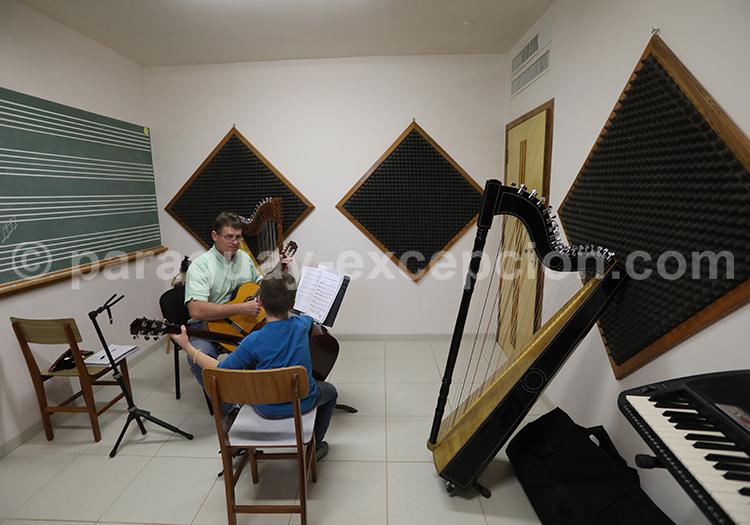 Cours de guitare Filadelfia Chaco