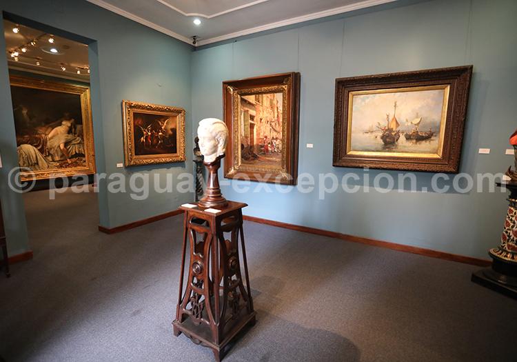 Musée des Beaux Arts Asuncion du Paraguay
