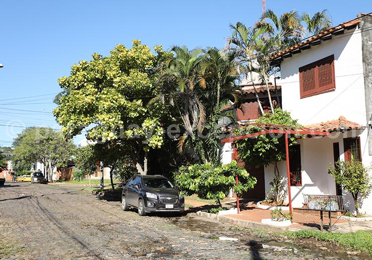 Visite guidée Carmelitas, Asuncion, Paraguay