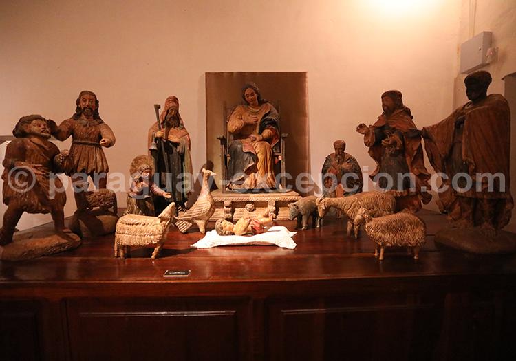 Quel musée voir à Santa Maria de Fe, Paraguay