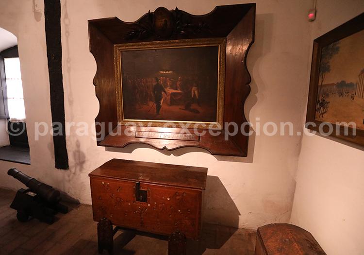 Musée de l'Independencia, Asunción