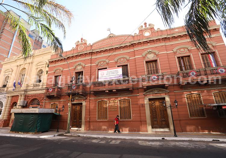Centre historique d'Asuncion, Paraguay