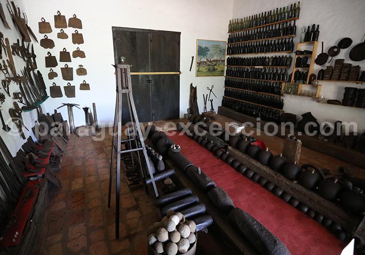 Découvrir l'histoire du Paraguay, Musée de Paso de Patria, Yvy, Paraguay