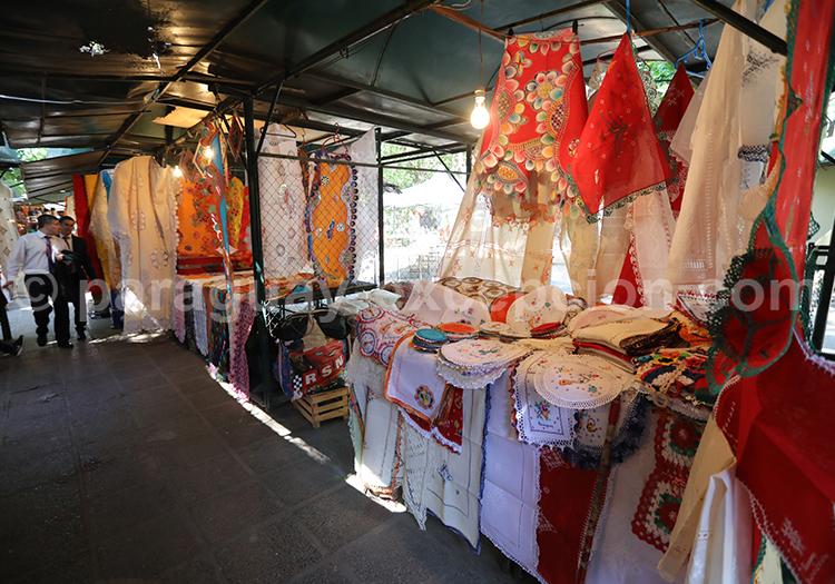 Visiter le marché artisanal d'Asunción