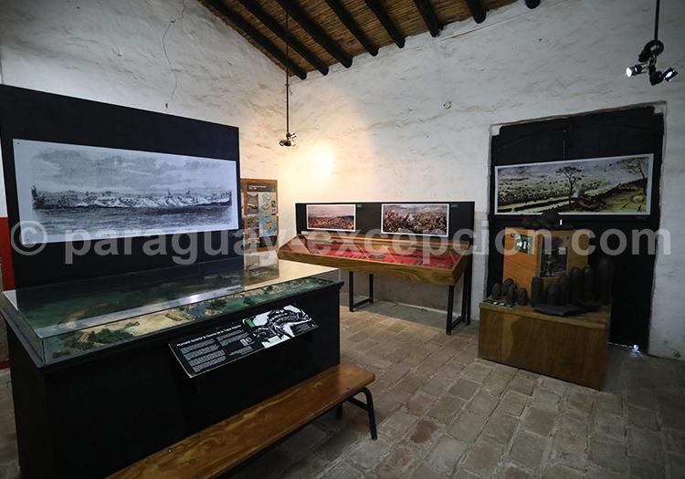 Les musées du Paraguay, Humaita