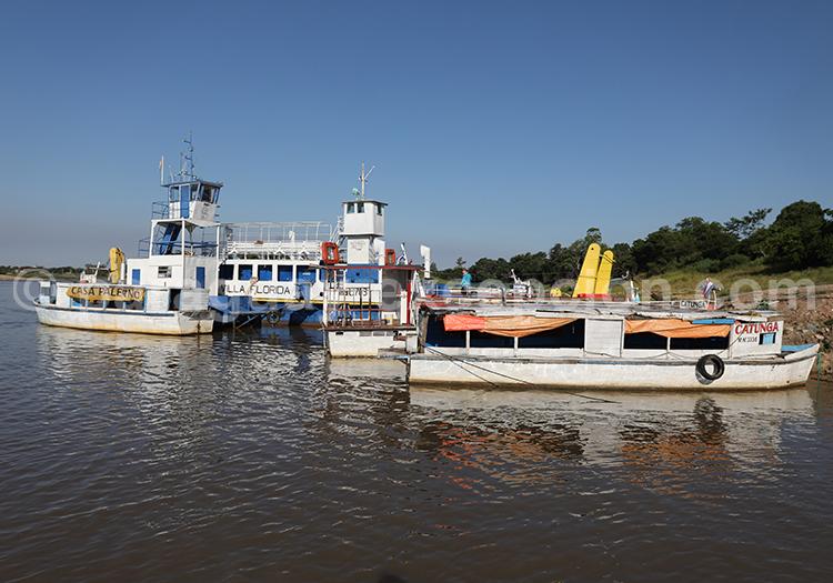 Río Parana, Pilar, Yvy, Paraguay