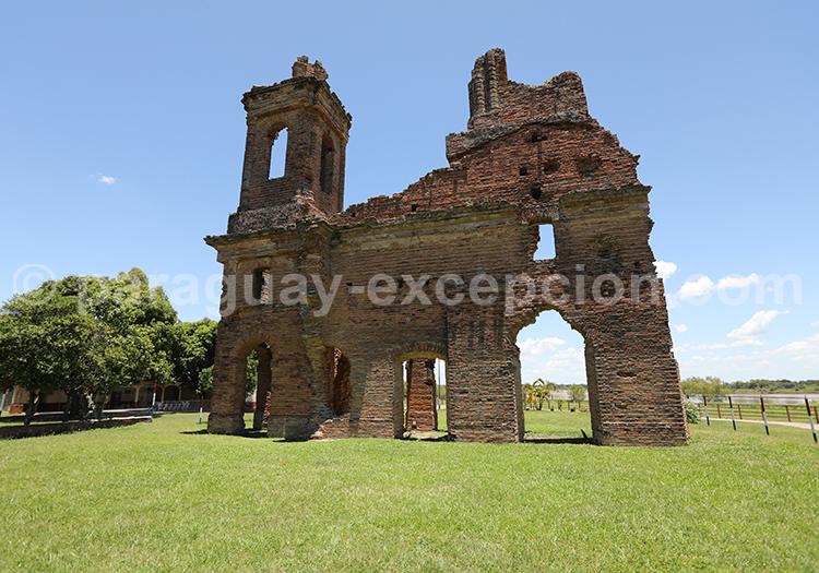 Église San Carlos Borromeo, Ñeembucú, Yvy, Paraguay