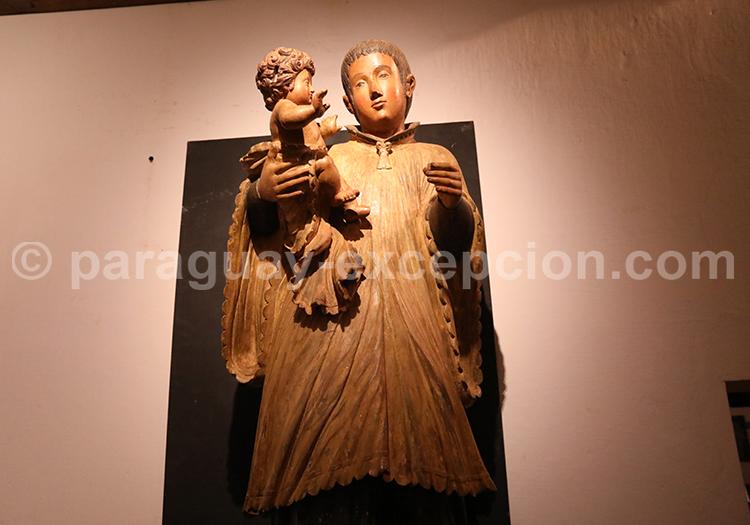 Musée religieux de Santa Maria de Fe, Yvy Paraguay