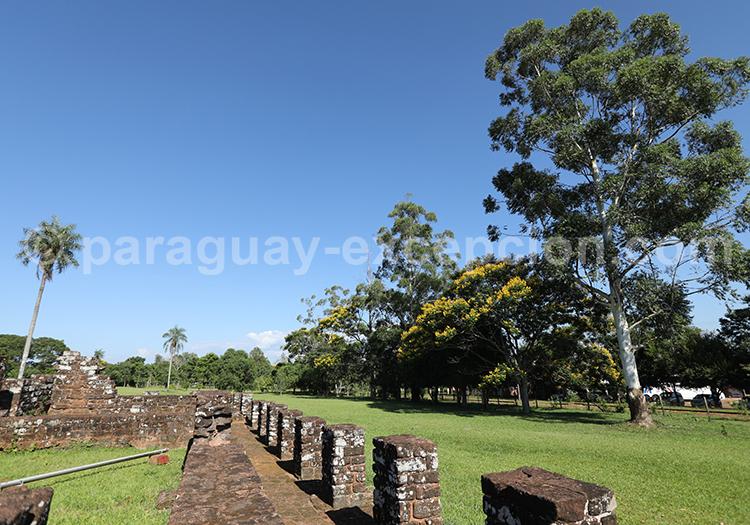 Visiter la mission jésuite Santísima Trinidad del Paraná, Paraguay