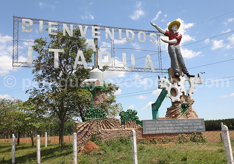 Aux alentours d'Encarnación, Paraguay