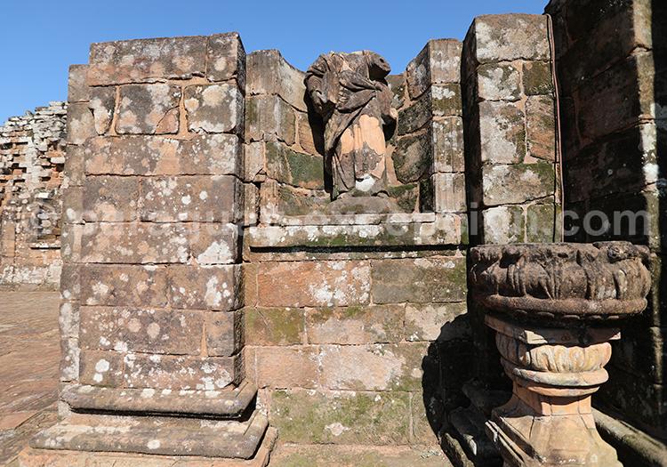 Ruines au Paraguay, les missions jésuites les mieux conservées au monde, Santisima Trinidad