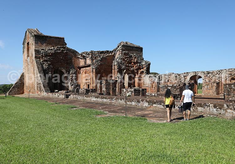 Tourisme : visiter les ruines des missions jésuites du Paraguay