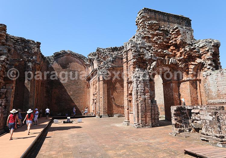 Ruines de la Santisima Trinidad del Parana