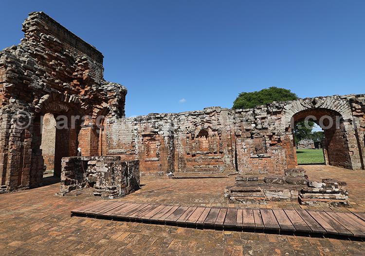 Ruines de la Santisima Trinidad del Parana, Paraguay
