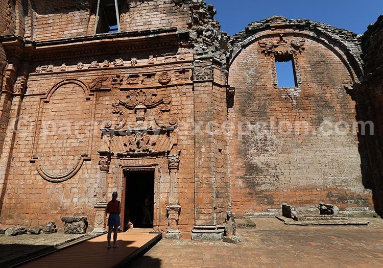 L'histoire du Paraguay et ses missions jésuites : Santisima Trinidad del Parana