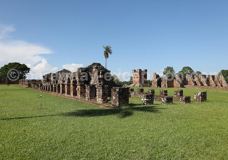 Découvrir les missions jésuites du Paraguay, Santísima Trinidad