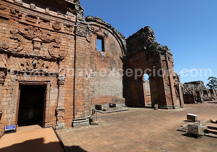 Partir au Paraguay pour visiter les missions jésuites