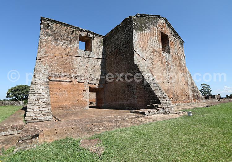 Quelles sont les missions jésuites les mieux conservées du monde : Santisima Trinidad
