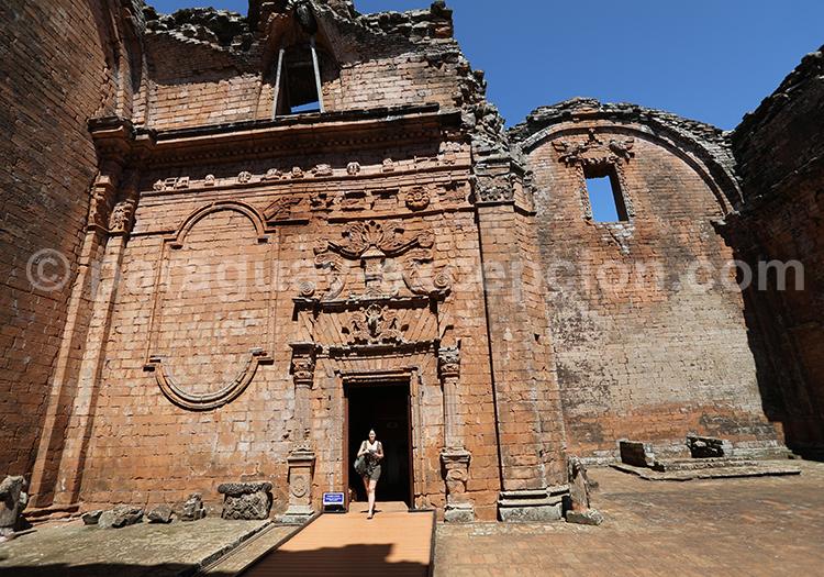 Le Paraguay meilleure destination pour visiter les missions jésuites