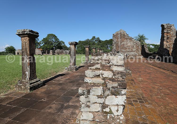 Les missions jésuites du Paraguay, Santísima Trinidad del Paraná