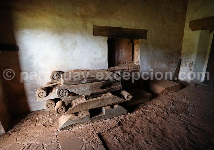 Les missions jésuites les mieux conservées du monde, San Cosme y Damian, Paraguay