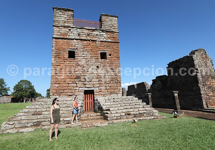 Visiter Santisima Trinidad del Parana, Paraguay