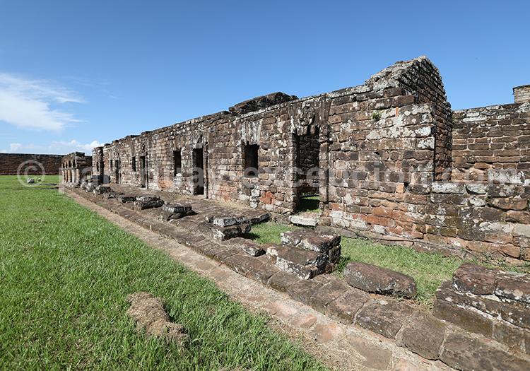Partir à la découverte des ruines jésuites les plus belles du monde, Santísima Trinidad