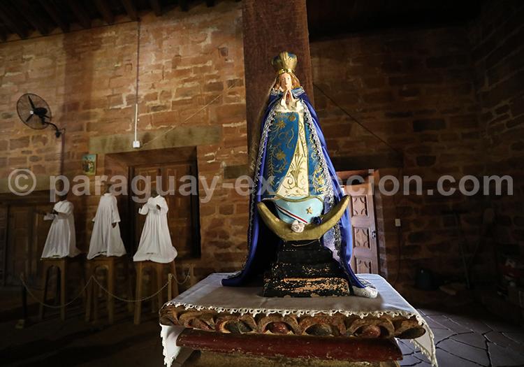 Pourquoi aller au Paraguay : pour visiter les plus belles missions jésuites du monde, San Cosme y Damian
