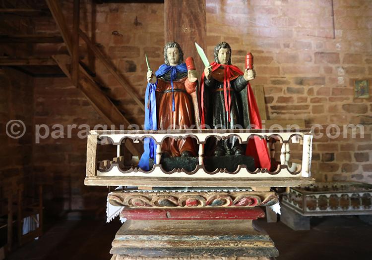 Que voir au Paraguay ? Les plus belles missions jésuites du monde, San Cosme y Damian